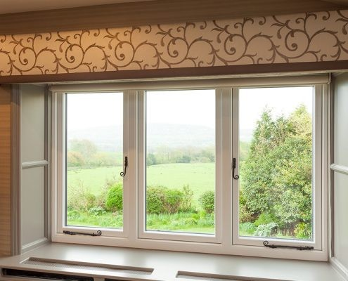 Croft goes Green and helps to create windows with a 350 year lifespan!