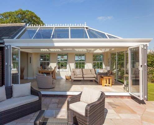 Croft – renowned for bespoke orangeries and conservatories