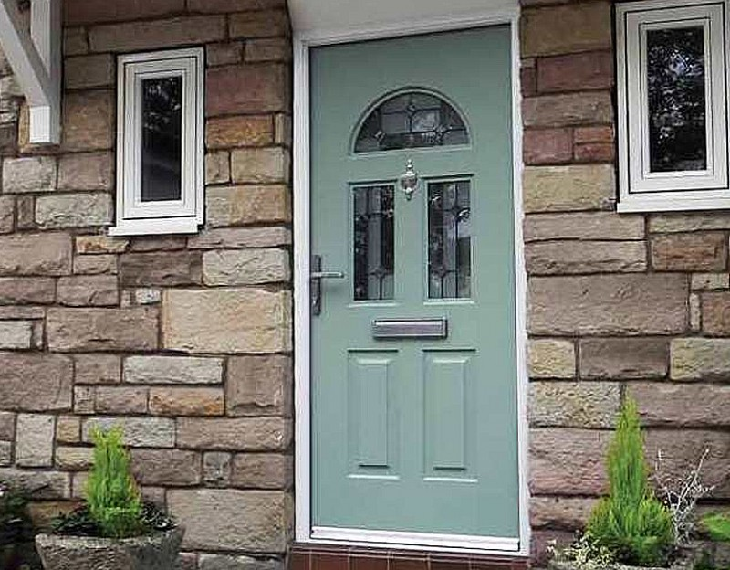 Croft Conservatories adds to its extensive Rockdoor range