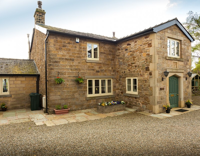 Croft Conservatories installs luxury windows at Mellor property, Lancashire
