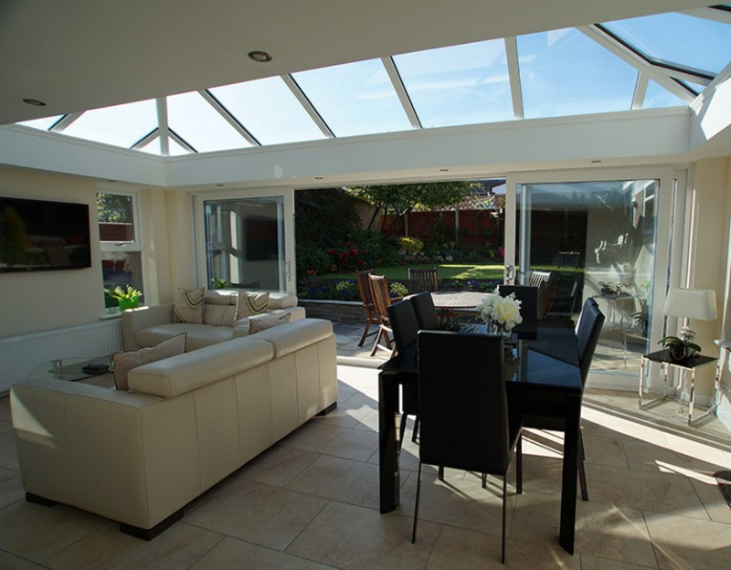 Croft sees rise in orders for sliding doors on conservatories and orangeries