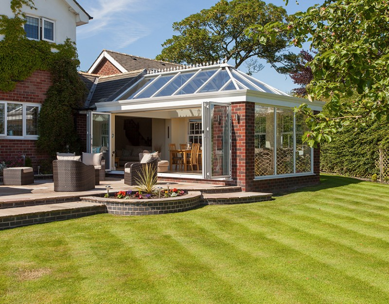 Transform your conservatory – from an aesthetic and performance point of view with Croft