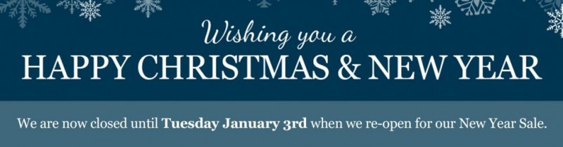 Merry Christmas From Croft Conservatories Preston