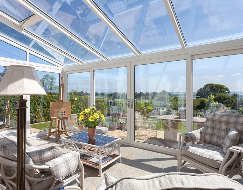 Climate Controlled Windows by Croft Conservatories of Preston