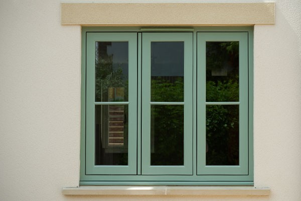 The Residence Collection, Residence 9 and Residence 7 Windows from Croft Conservatories