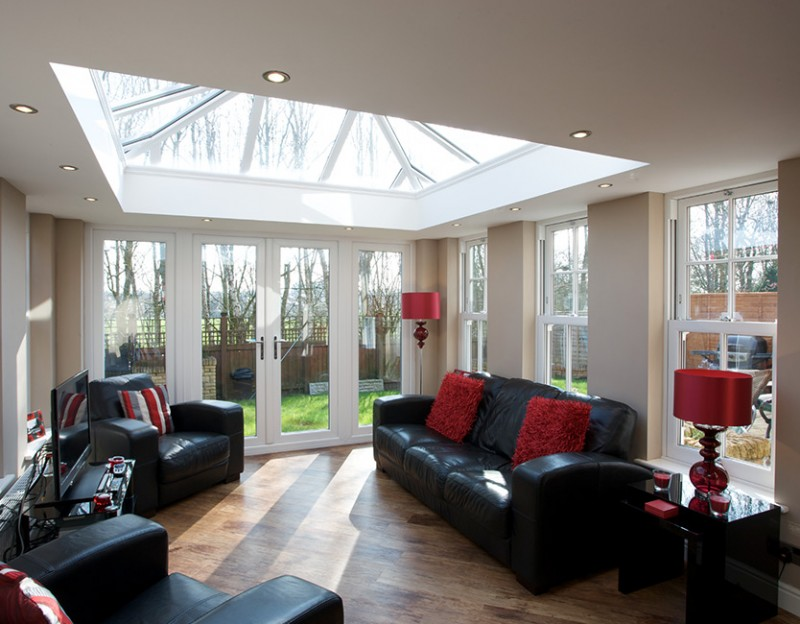 Croft Designs And Builds Stunning Orangery In Preston